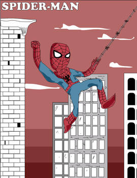 spider-man: web city of webs