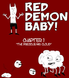 red demon baby