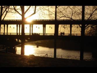 Sous les ponts by kiky270281