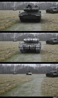 Leopard 2 LightingandTexturing