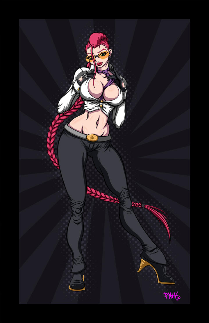 Crimson Viper by thedmin