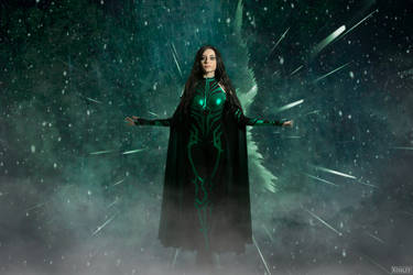 Asgard is dead and it will be reborn in my image