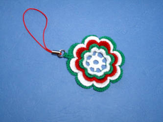 3 color-5 layer flower - 8