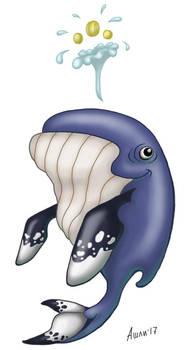 Whale Color