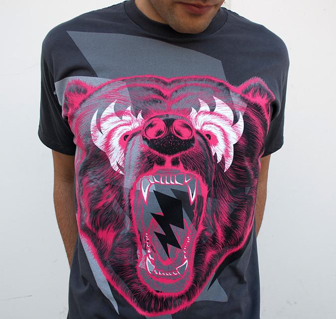 Thrillin Bear at DBH by dertrickzer