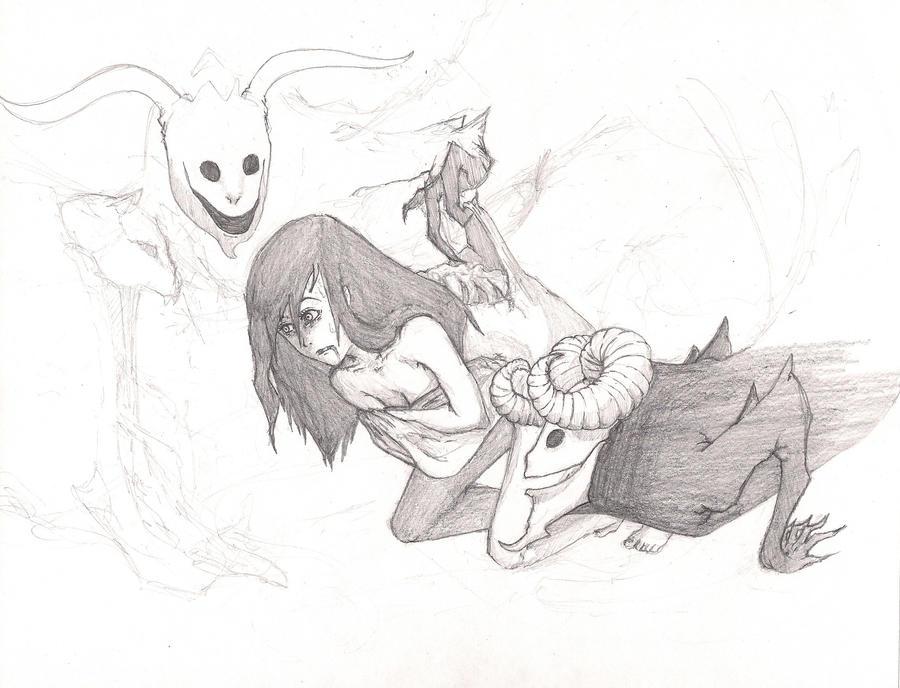 Fear - Concept 1 WIP by UtterBlasphemy