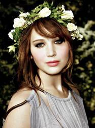 Jennifer Lawrence by d3duction