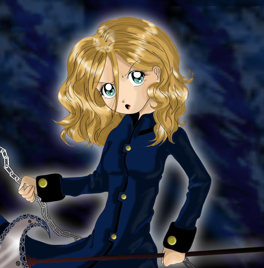 Warrioress by DarkSusy