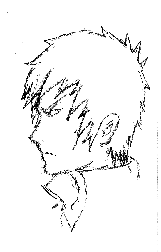 Foro MCAnime ~ Ver tema - Dibujos de mi primer proyecto manga a ...