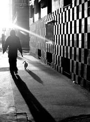 a walk by chryztoph