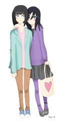 Kouhei and Minoru