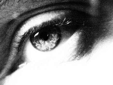 eye is not a smile