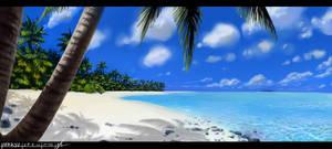 Environment 031 - Tropical Beach