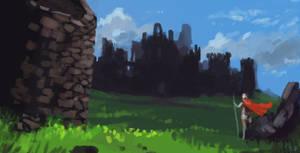 Black Castle Ruins