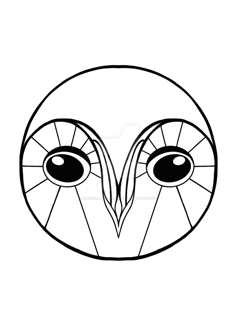 Owl by MagicallyCapricious
