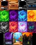 Menewsha: Squishy Space Protector by wishuponapixel