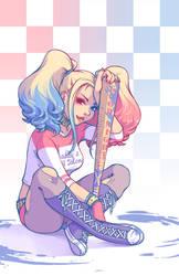 Harley Quinn by wishuponapixel