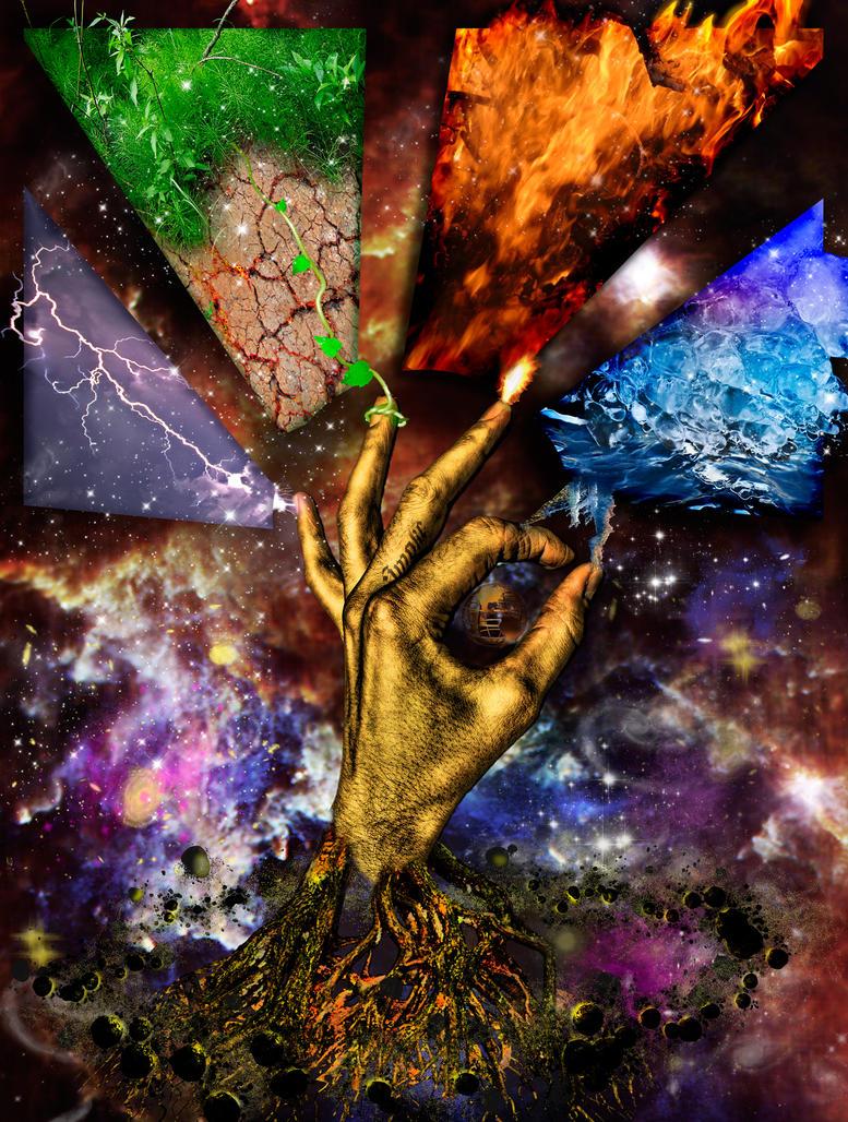 Glaring eternity by 5mok3