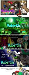 Old Banner Art Selection by PokemonRebirthClub