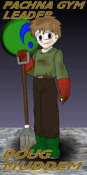 Pachna Gym Leader, Doug Muddem by PokemonRebirthClub