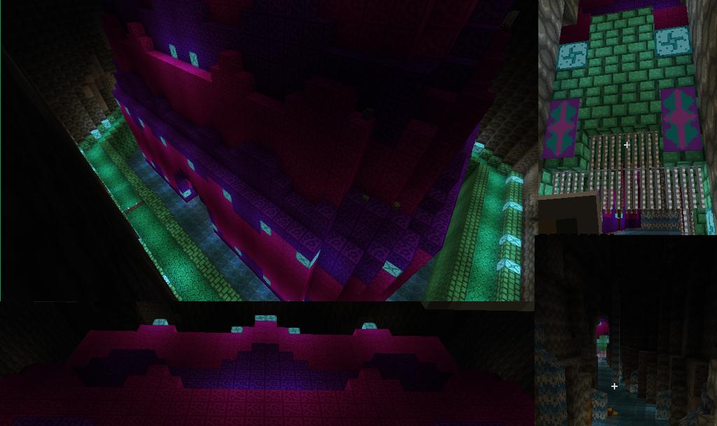 Sunken Fortress: The Crown of Madimudala by AquaChromeEntity