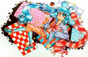 Bunny Girl by StarJita