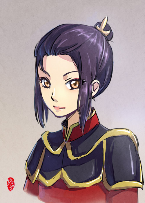Azula is only 14years old ? by kelly1412