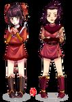 Loli Mai and Azula