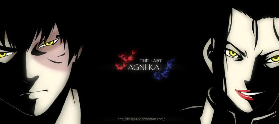 The last agni kai by kelly1412