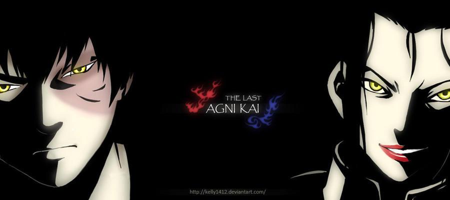 the Last Agni Kai by kelly1412
