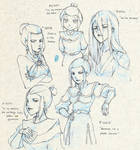 Official style sketch_Azula p1