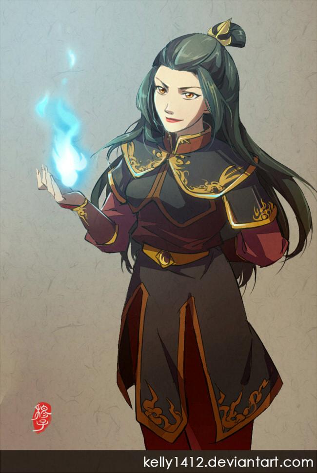 Master Azula by kelly1412
