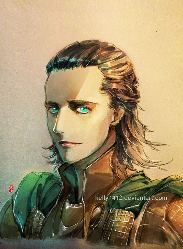 Loki by kelly1412