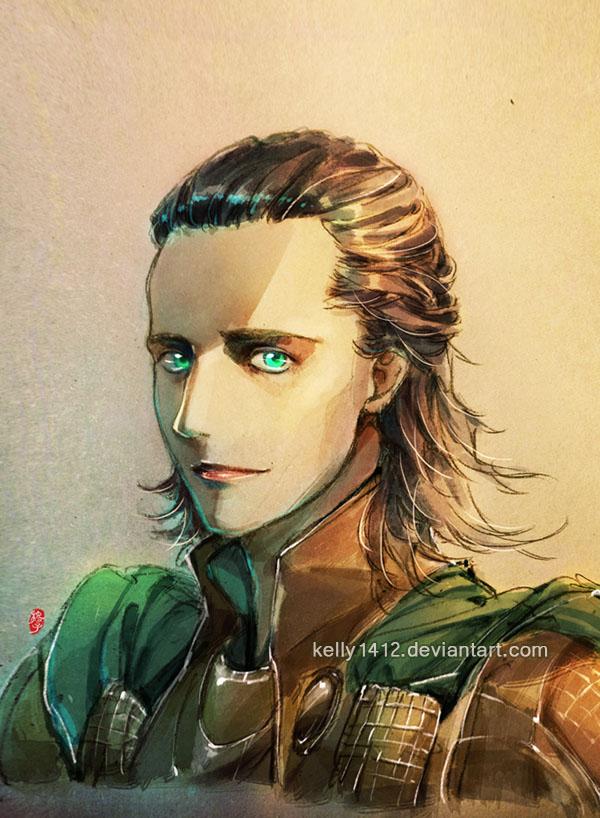 Loki by kelly1412