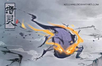 dark spirit by kelly1412