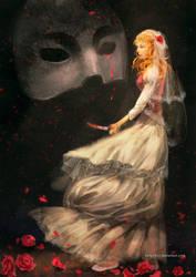 Phantom's bride by kelly1412
