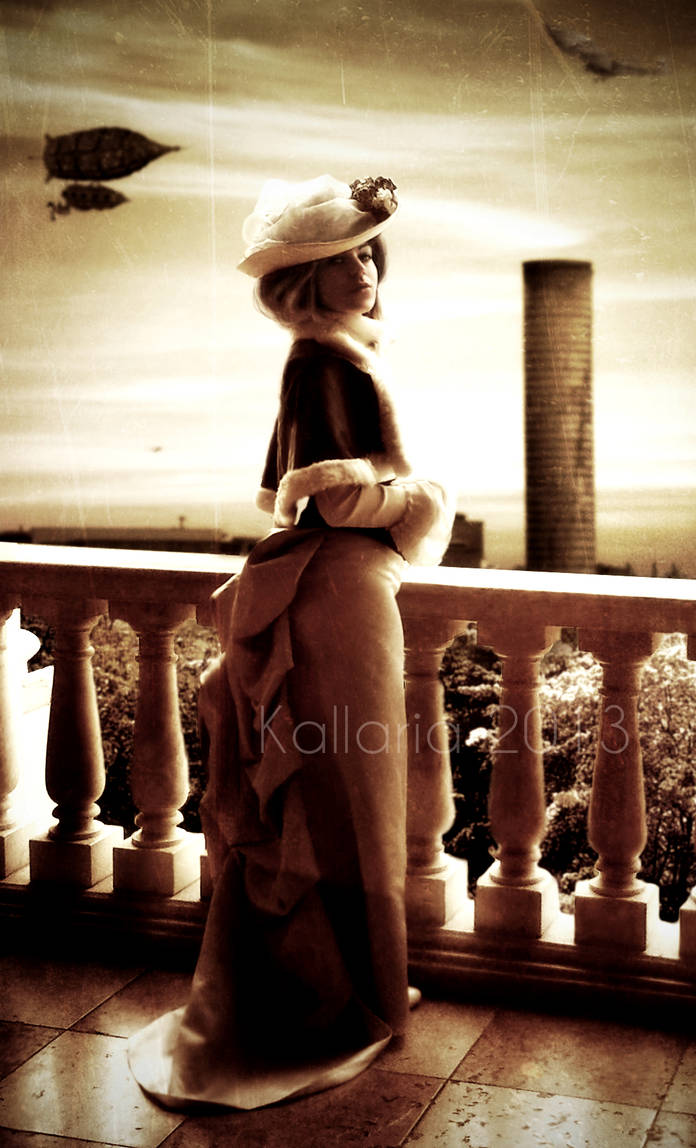 The Lady by Kallaria