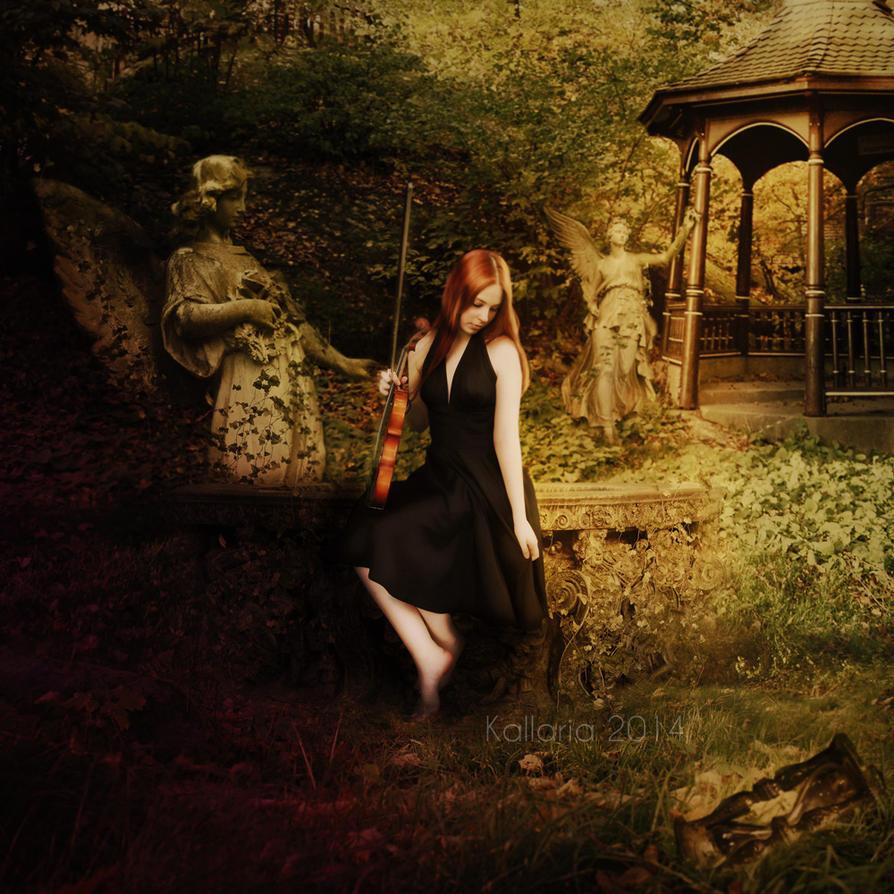 Le jardin des souvenirs perdus by Kallaria
