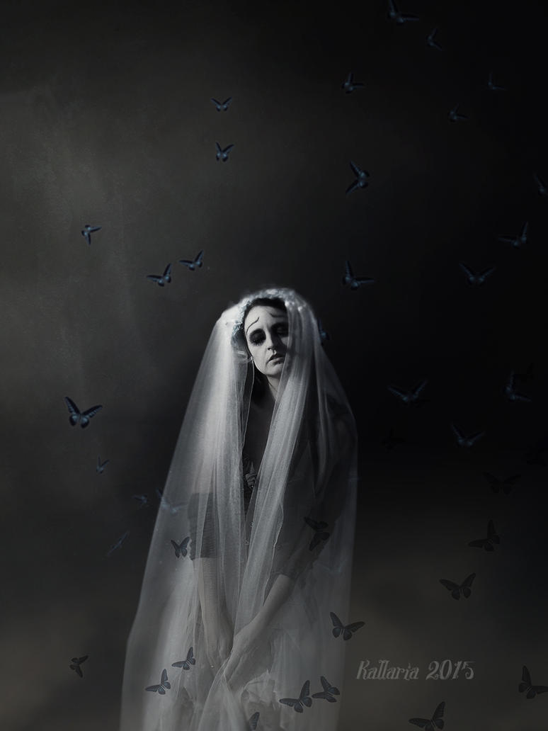 The Corpse Bride by Kallaria