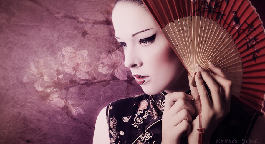 Fleur d'Orient by Kallaria
