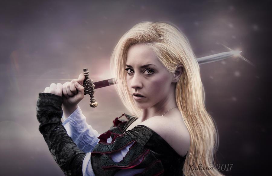 I will fight by Kallaria
