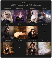 2017 Summary of art Manips
