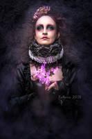 Reine des Ombres by Kallaria