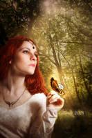 Princesse Elfe v2 by Kallaria