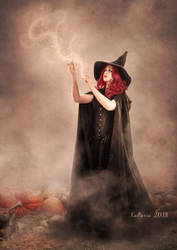 Samhain by Kallaria