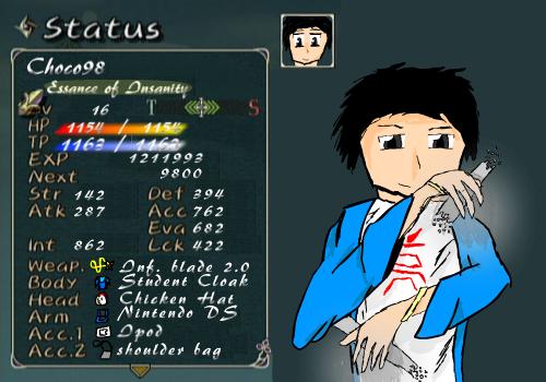 choco98's Profile Picture