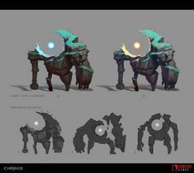 Chronos Creatures 4