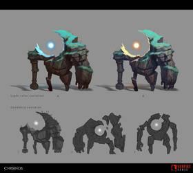 Chronos Creatures 4 by Skiorh