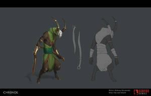 Chronos Creatures 9 by Skiorh