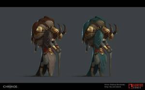 Chronos Creatures 11 by Skiorh